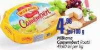 Branza Camembert Milkana