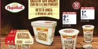 30% reducere la al 2-lea iaurt natural Cedra Napolact!