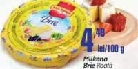 Milkana Brie roata