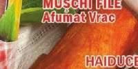 Muschi file afumat vrac Aldis