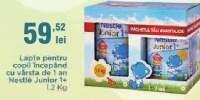 Lapte pentru copii Nestle Junior 1+