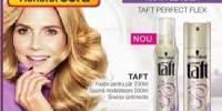 Fixativ pentru par/ Spuma modelatoare Taft