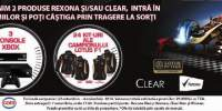 Promotie produse Rexona si Clear!