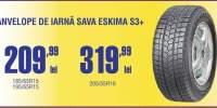 Anvelope de iarna Sava Eskima S3+