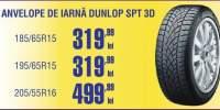 Anvelope de iarna Dunlop SPT 3D