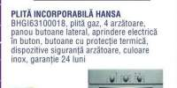 Set incorporabil Hansa