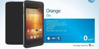 Orange Zilo