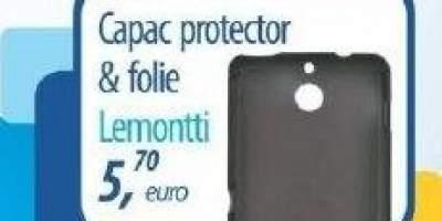 Capac protector & folie Lemontti
