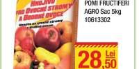Ingrasamant pomi fructiferi Agro