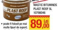 Mastic bituminos Plast Roof