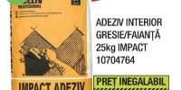 Adeziv interior gresie/fainta 25 kilogram Impact