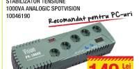 stabilizator tensiune Analogic Spotvision