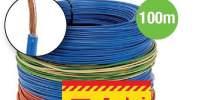 Cablu electric MYF 1.5 HO7 V-K