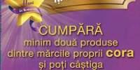 Produsele marca proprie Cora iti aduc premii1