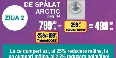 Masina de spalat Arctic