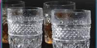 Set 6 pahare Whiskey classic