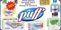 10% reducere la produsele Puff!