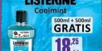 Listerine Coolmint apa de gura