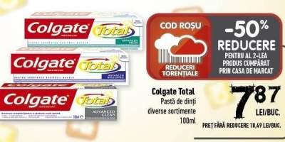 Colgate Total pasta de dinti
