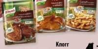 Knorr punga Magica porc taranesc/ pui usturoi/ pentru cartofi