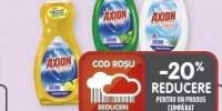 Axion detergent lichid vase