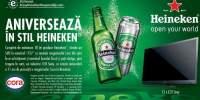 Aniverseaza in stil Heineken