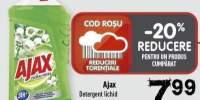 Ajax detergent lichid suprafete diverse
