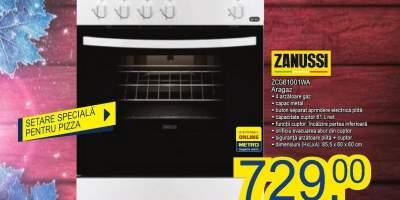 Aragaz Zanussi ZCG61001WA