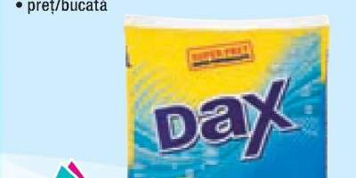 Detergent manual pentru rufe Dax