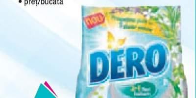 Detergent manual pentru rufe Dero 2in1