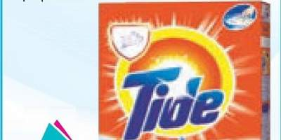 Detergent manual rufe Tide