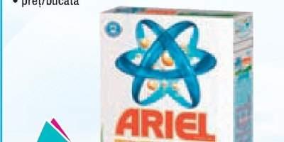 Detergent manual rufe Ariel