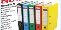 Biblioraft A4 PP Sigma