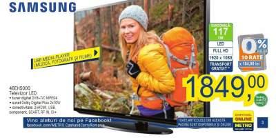 Televizor Led Samsung 46EH5000