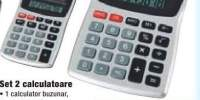 Set 2 calculatoare Sigma