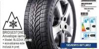 Bridgestone anvelope iarna BLIZZAK LM-32