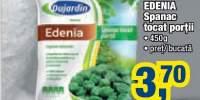 Spanac tocat portii Edenia