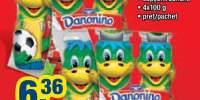Iaurt de baut Danonino