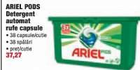 Detergent automat rufe capsule Ariel Pods