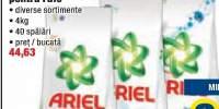 Detergent automat pentru rufe Ariel
