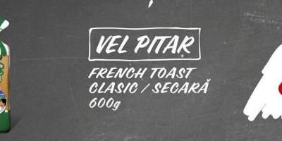 French toast clasic/ secara Vel Pitar