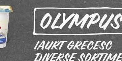 Iaurt grecesc Olympus