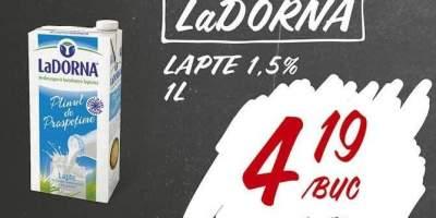 Lapte LaDorna