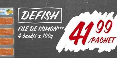 File de somon Defish