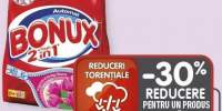 Detergent automat 2 in 1 Happy Natura Bonux