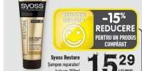 Sampon reparator/ balsam Syoss Restore