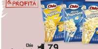 Popcorn microunde sare/ unt/ cascaval Chio