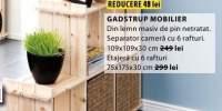 Separator camera cu 6 rafturi Gadstrup