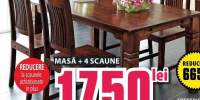 Set masa si scaune Fredericia