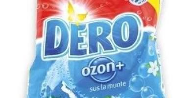 Detergent manual Dero Ozon+